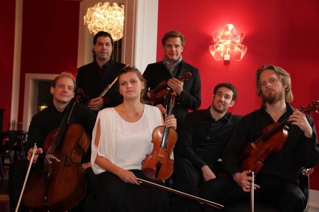 Copenhagen Festival Ensemble, Kirill Troussov. Marie Hanskov. Asbjørn Nørgaard. Toke Møldrup. Yaron Kohlberg. Kiril Aginsky