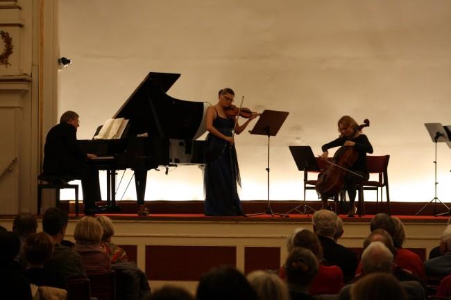 Copenhagen Festival Ensemble Marie Hanskov Amelia Jakobsson Mats Jansson