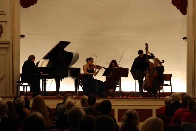 Copenhagen Festival Ensemble Marie Hanskov  Cecylia Fenrych  Amelia Jakobsson Joel Gonzalez Mats Jansson