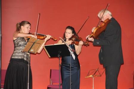 Copenhagen Festival Ensemble,  Marie Hanskov, Liza Ferschtman, Lars Anders Tomter