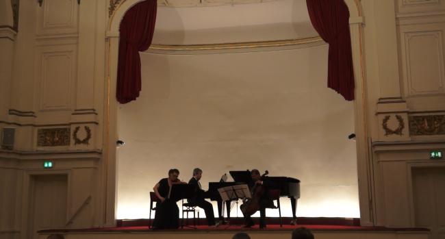 Copenhagen Festival Ensemble  Marie Hanskov Mikhail Milman Dimitri Wesselowski Aginsky