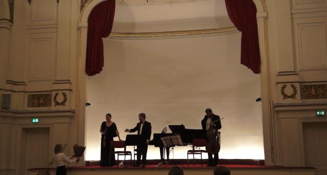 Copenhagen Festival Ensemble  Marie Hanskov Mikhail Milman Dimitri Wesselowski Kiril Aginsky