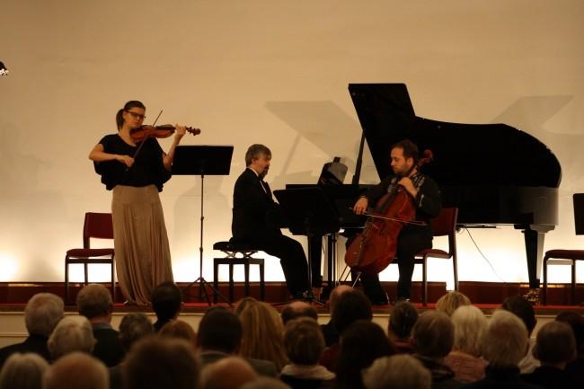 Copenhagen Festival Ensemble Marie Hanskov Petr Nouzovsky  Dimitri Wesselowski
