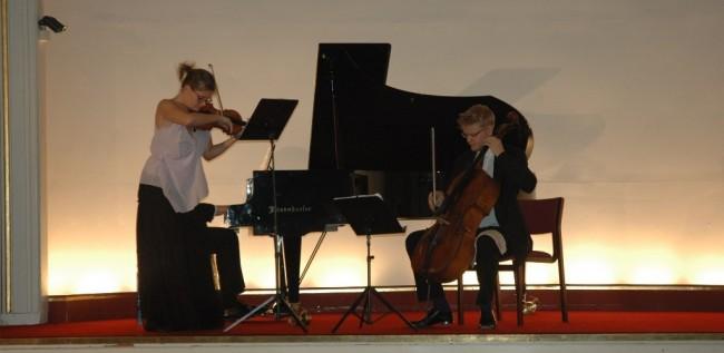 Copenhagen Festival Ensemble,  Marie Hanskov. Jacob Shaw. Ivo Kahánek