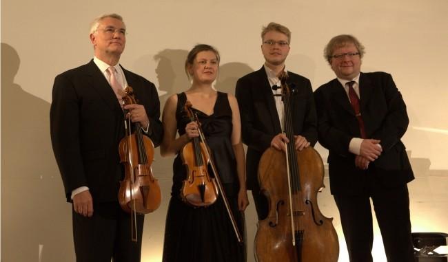 Copenhagen Festival Ensemble, Marie Hanskov. Julian Shaw.   Jacob Shaw. Mats Jansson