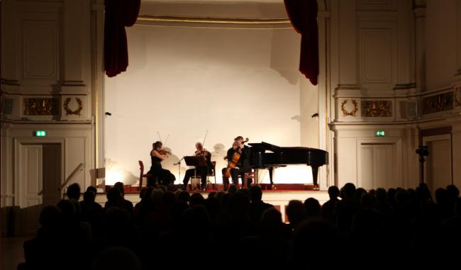 Copenhagen Festival Ensemble, Marie Hanskov. Julian Shaw.   Jacob Shaw. Mats Jansson.