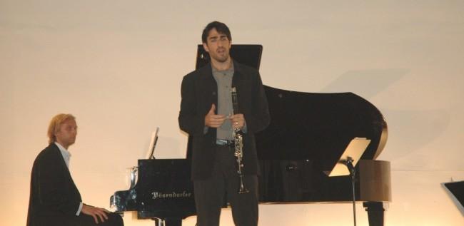 Copenhagen Festival Ensemble, Tibi Cziger.  Ivo Kahánek