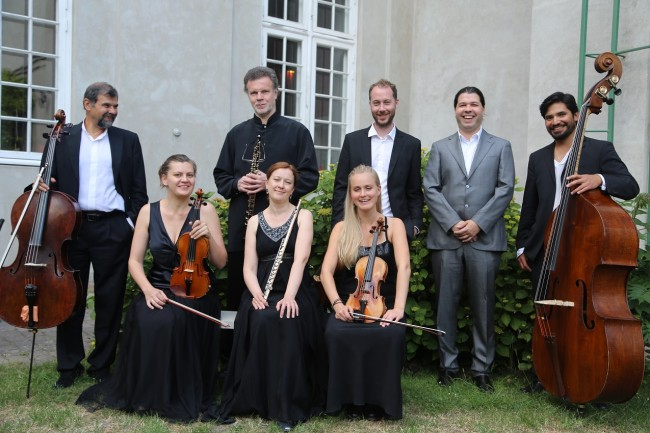 Copenhagen Festival Ensemble  Utkin Chepurina Hanskov Damgaard Schnee Milman Gonzalez  Aginsky 3