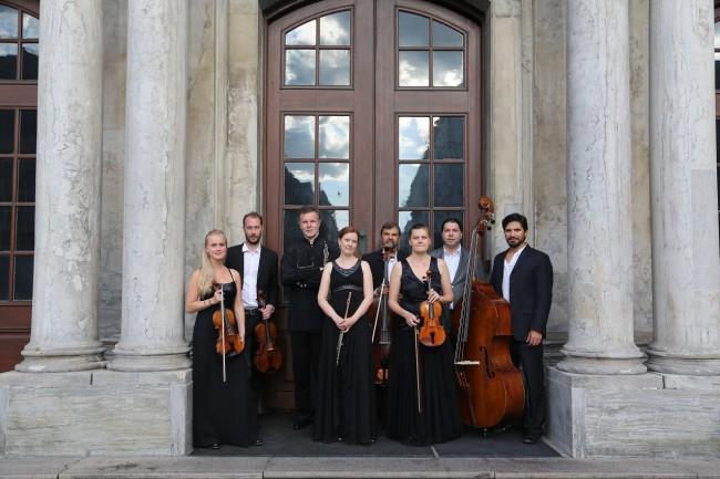 Copenhagen Festival Ensemble  Utkin Chepurina Hanskov Damgaard Schnee Milman Gonzalez  Aginsky