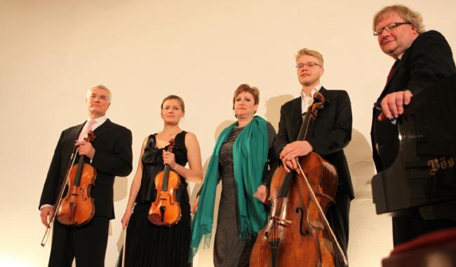 Copenhagen Festival Ensemble,Gitta-Maria Sjöberg. Marie Hanskov. Julian Shaw.   Jacob Shaw. Mats Jansson