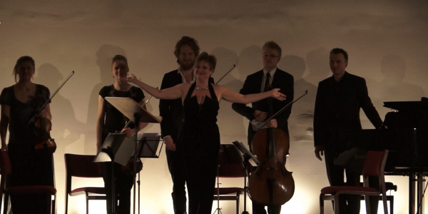 Copenhagen Festival Ensemble,Gitta-Maria Sjöberg. Marie Hanskov. Sara Blankholm. Asbjørn Nørgaard. Jacob Shaw. Vytis Sakur (2)