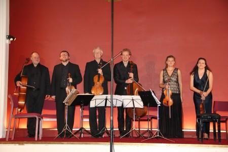 Copenhagen Festival Ensemble,Liza Ferschtman. Marie Hanskov. Lars Anders Tomter. Morten Zeuthen. Toke Møldrup